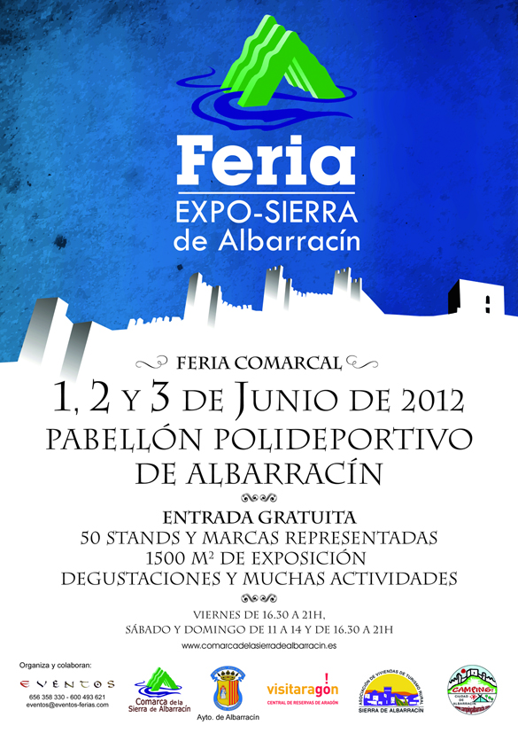 Cartel_follleto_Expo-Sierra_de_Albarracn
